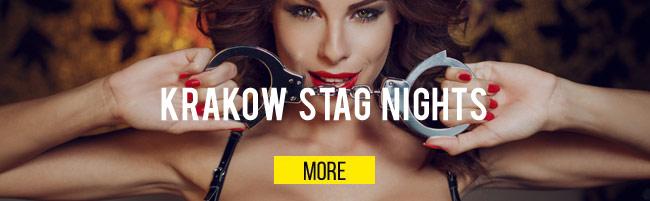 krakow stag nights