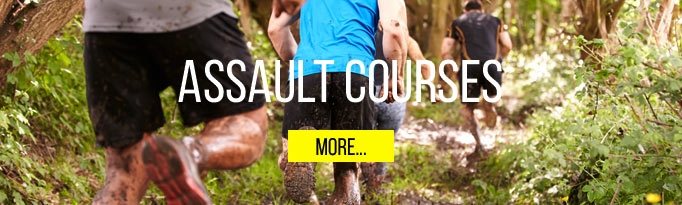 assault courses