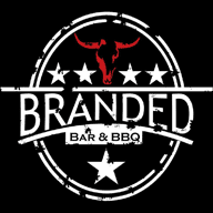 branded bar and bbq