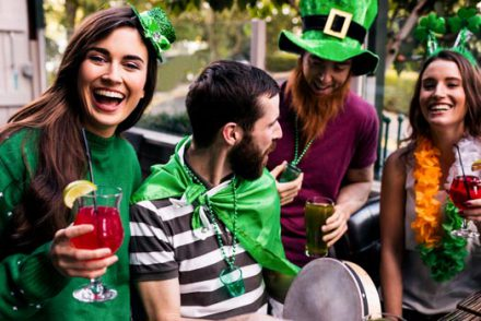 Best Patrick Day bars