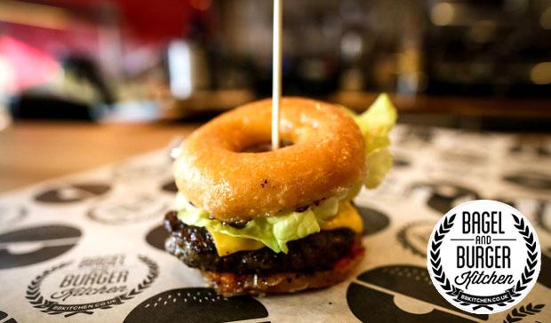 burger and bagel kitchen