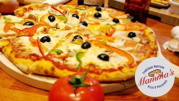 mammas american pizza