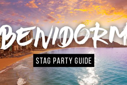 stag party guide to benidorm