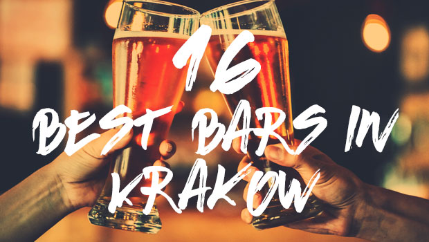 best bars in krakow