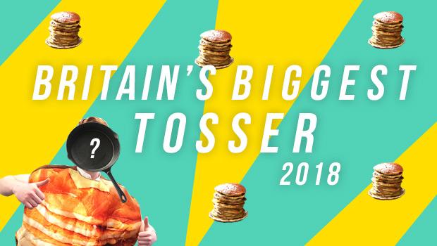 Britains biggest tosser