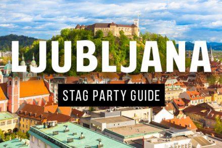 ljubljana stag party guide