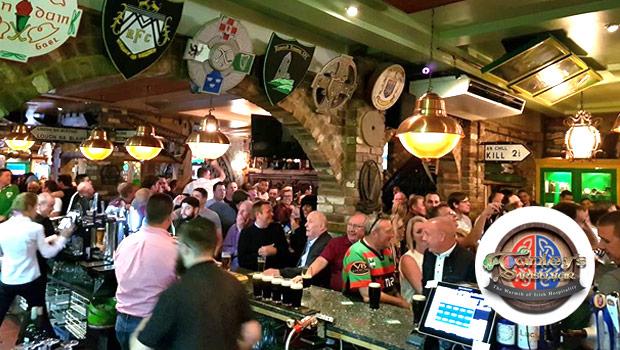 ganleys irish bar