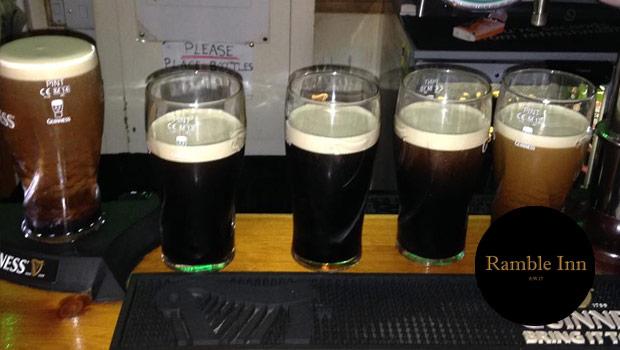 the ramble bar