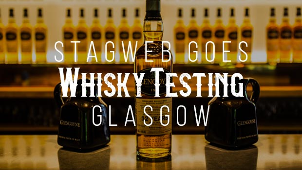 StagWeb Goes Whisky Testing