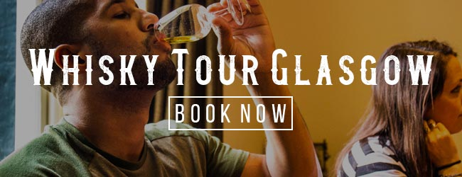whisky tour glasgow
