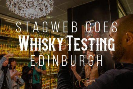 StagWeb Goes Whisky Testing