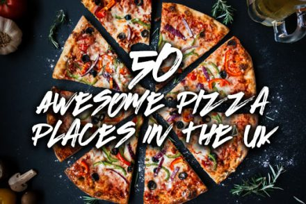 50 awesome pizza places in the ukl