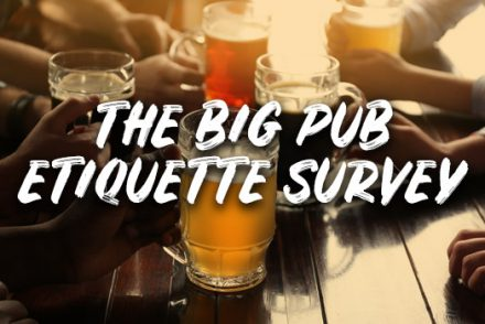 pub survey