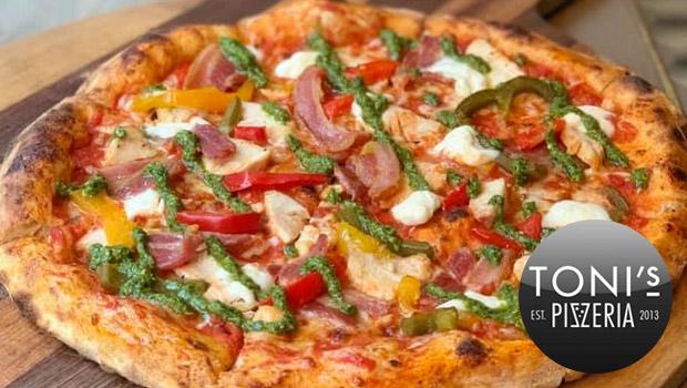 Tony's Pizzeria – Glasgow