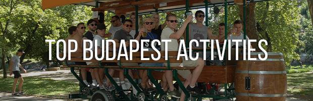 budapest activities