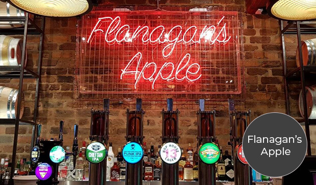 Flanagan's Apple