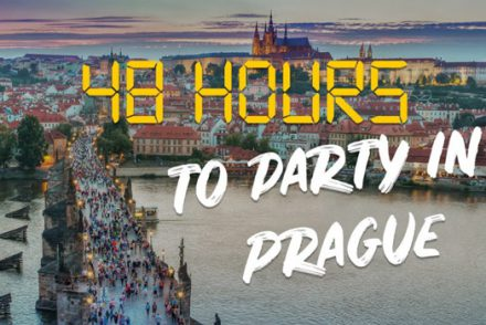 48hrs in Prague