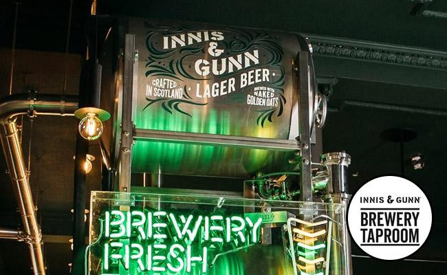 Innis & Gunn – Edinburgh