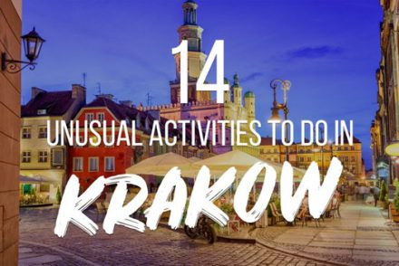 14 things Krakow
