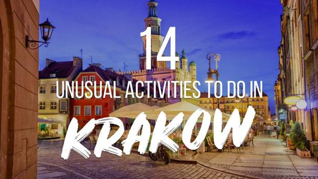 14 things Krakow