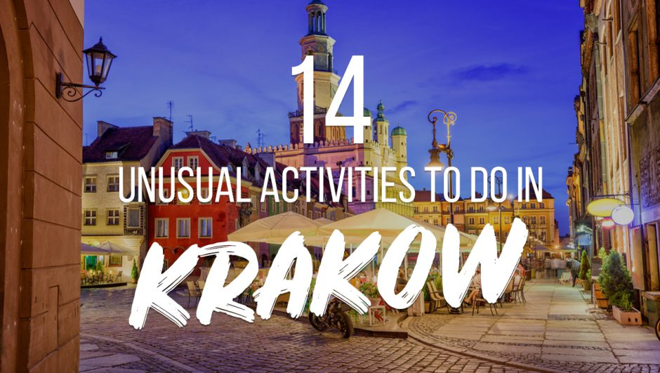 14 things to do in Krakow