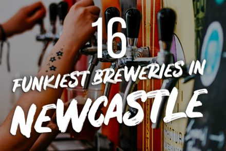 16 bars newcastle