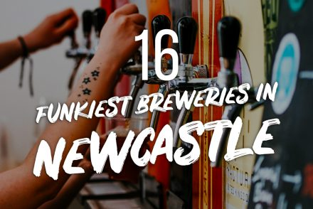 16 funkiest breweries in Newcastle