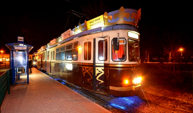 Party tram