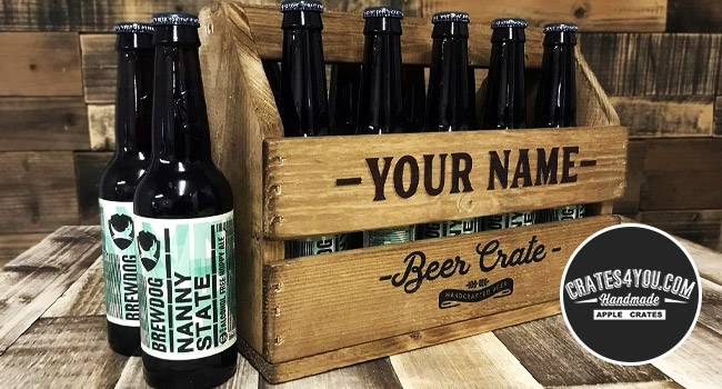 Beer Crate – Crates 4 You