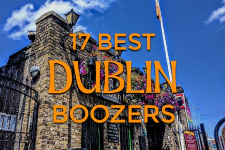 17 of the Best Boozers in Dublin