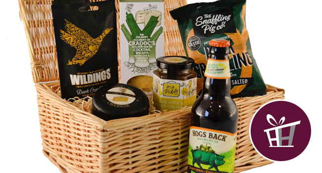 Gift Hamper – Handpicked Hampers