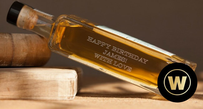 Personalised Whisky – The Whisky Shop
