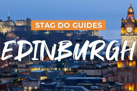 Stag Do Guide to Edinburgh