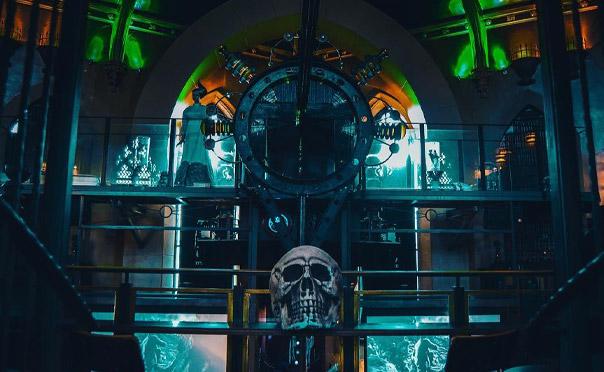 Frankenstein bar