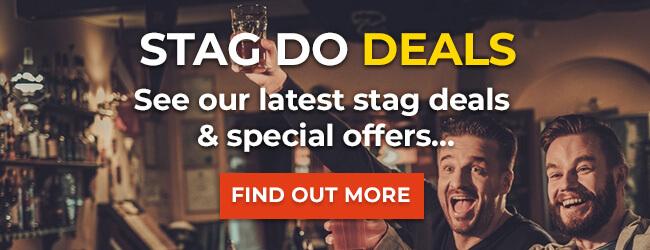 Stag do deals