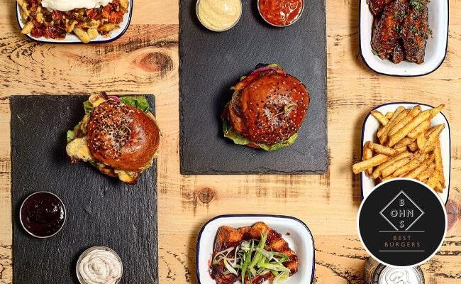 BOHNS Best Burgers