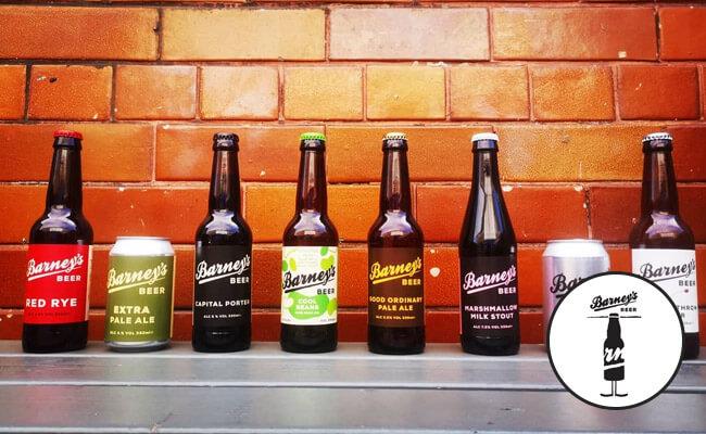 Barney's Beer – Edinburgh