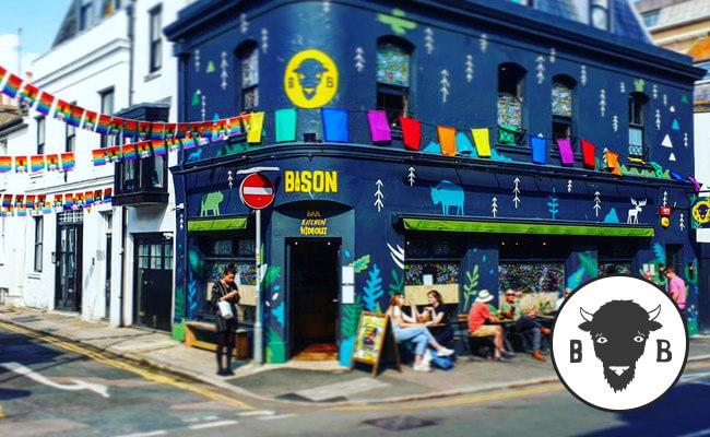 Bison Beer – Brighton