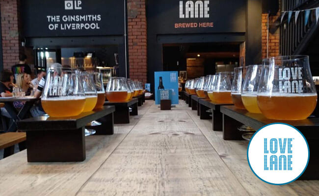 Love Lane Brewery – Liverpool