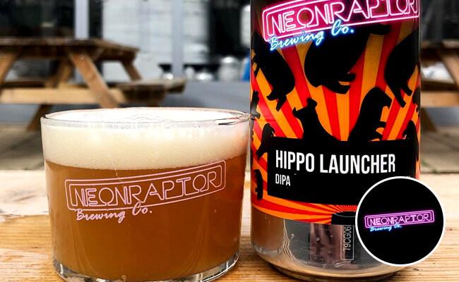 Neon Raptor – Nottingham