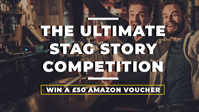 The Ultimate Stag Story competitor