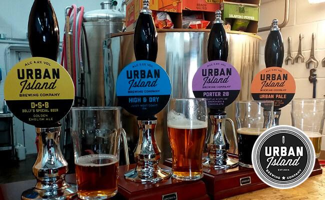 Urban Island Brewing – Portsmouth