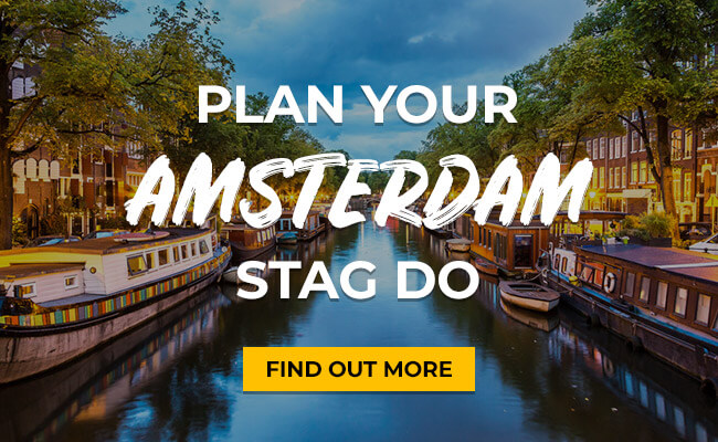 Plan your Amsterdam stag do