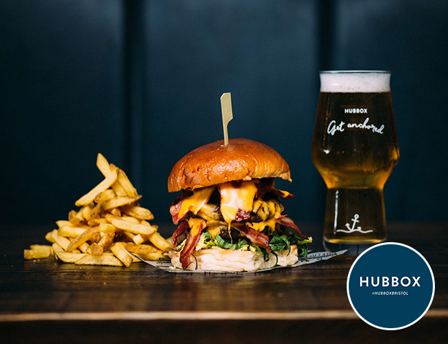 Hubbox – White Ladies Road