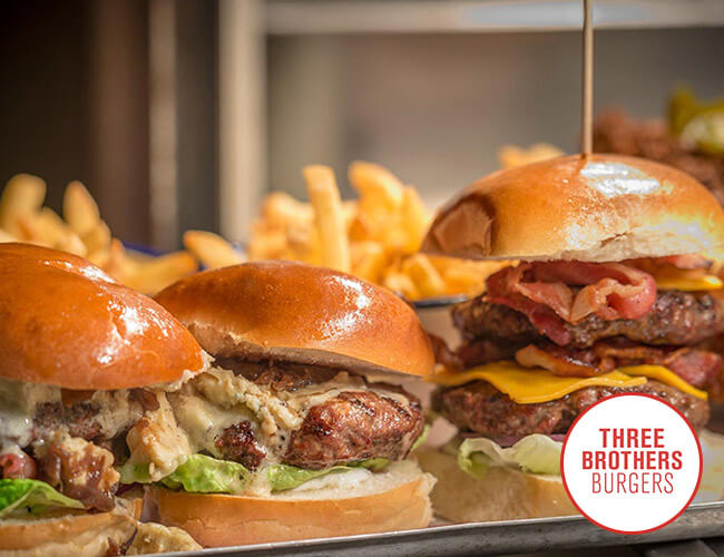 Three Brothers Burgers – Welsh Back