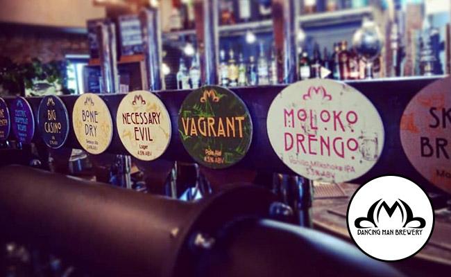 Dancing Man Brewery – Southampton