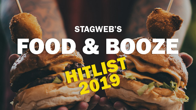 StagWeb's 2019 Food & Booze Hitlist