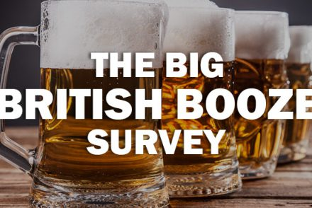 What Are People Drinking? The Big British Booze Survey