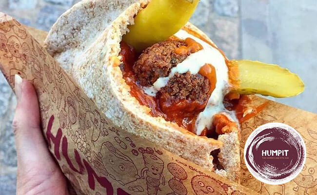 Humpit the Hummus and Pita Bar – Leeds