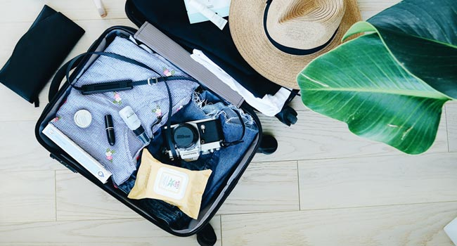 Packing Travel Hack